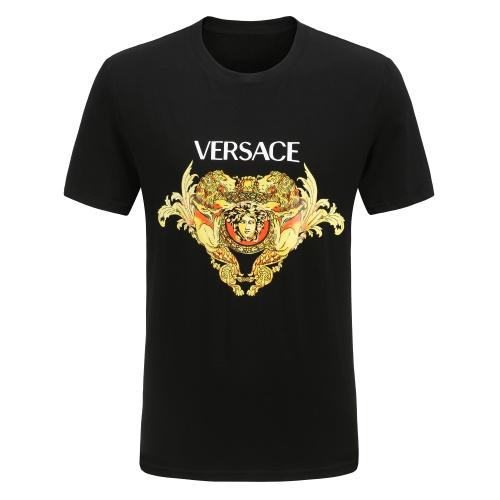 Versace T-Shirts Short Sleeved For Men #869531