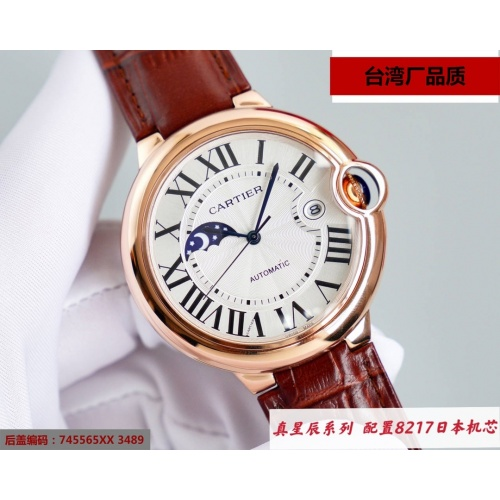 Cartier AAA Quality Watches For Men #869532