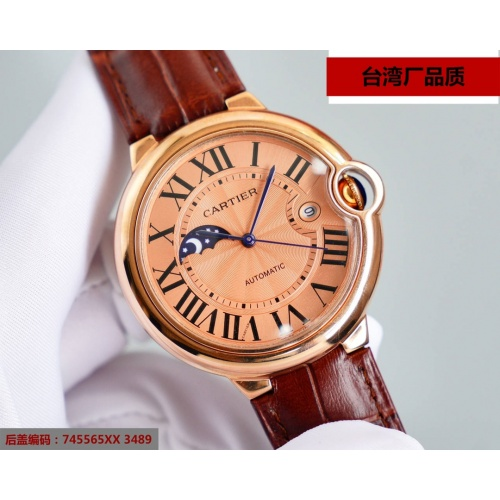 Cartier AAA Quality Watches For Men #869534