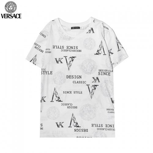 Versace T-Shirts Short Sleeved For Men #869536