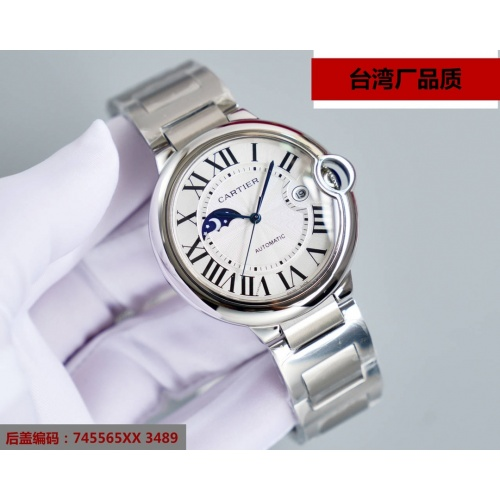 Cartier AAA Quality Watches For Men #869539