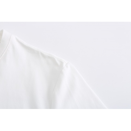 Replica Versace T-Shirts Short Sleeved For Men #869541 $29.00 USD for Wholesale