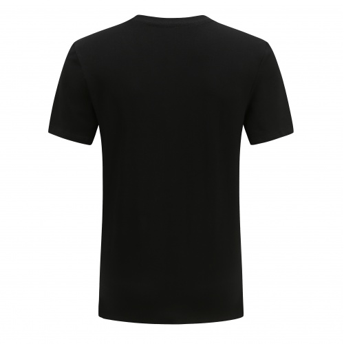 Replica Versace T-Shirts Short Sleeved For Men #869542 $29.00 USD for Wholesale