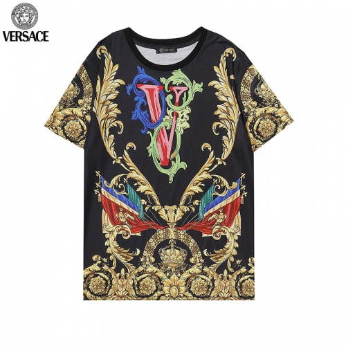 Versace T-Shirts Short Sleeved For Men #869543
