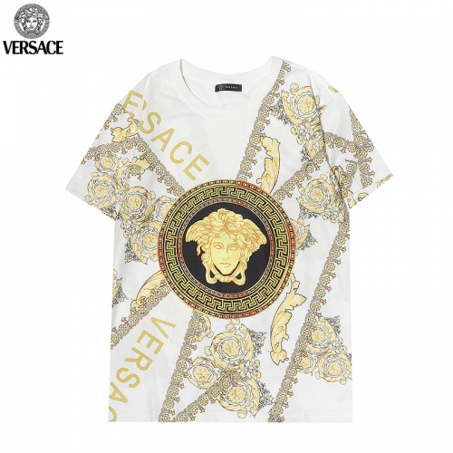 Versace T-Shirts Short Sleeved For Men #869546