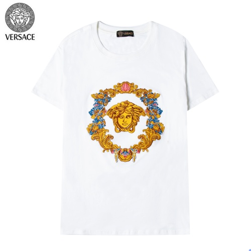 Versace T-Shirts Short Sleeved For Men #869547