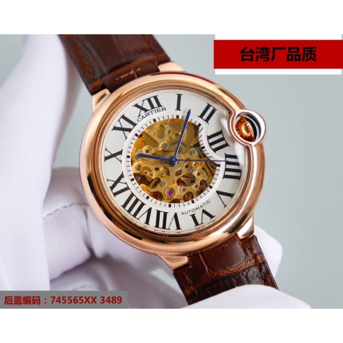 Cartier AAA Quality Watches For Men #869552