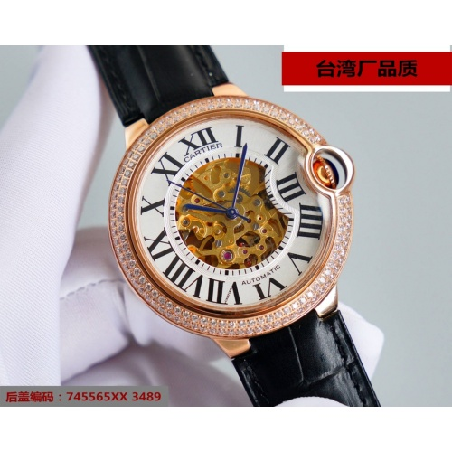 Cartier AAA Quality Watches For Men #869555