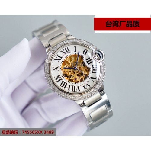 Cartier AAA Quality Watches For Men #869557