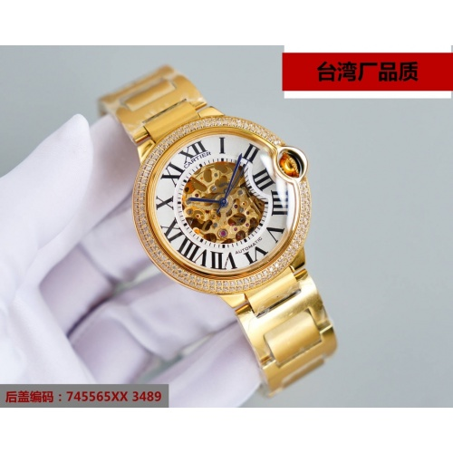 Cartier AAA Quality Watches For Men #869558