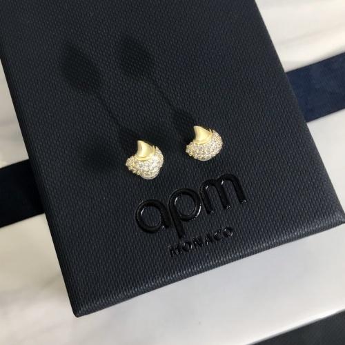 apm Monaco Earrings #869670