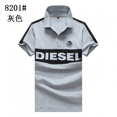 Diesel T-Shirts Short Sleeved For Men #869722