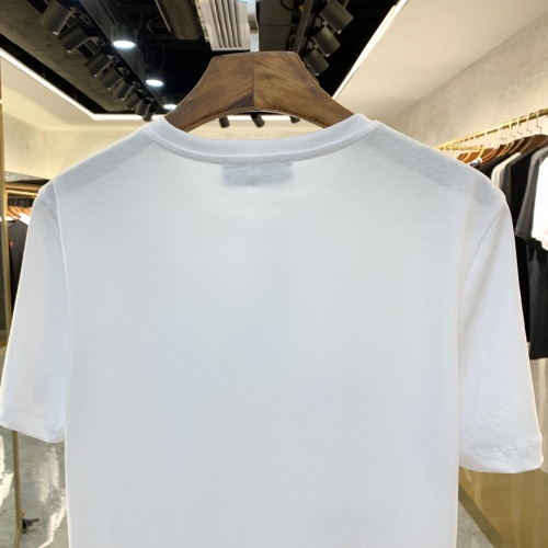 Replica Versace T-Shirts Short Sleeved For Men #869742 $41.00 USD for Wholesale