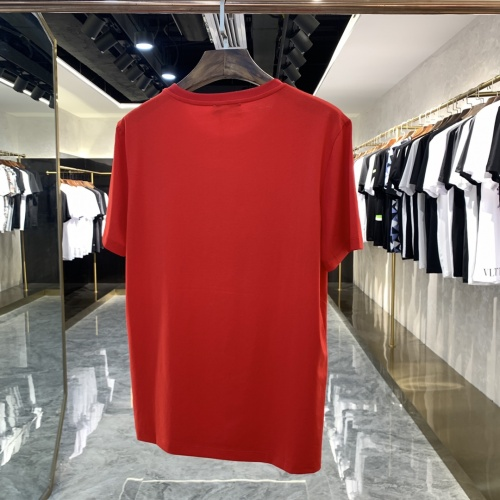 Replica Versace T-Shirts Short Sleeved For Men #869743 $41.00 USD for Wholesale