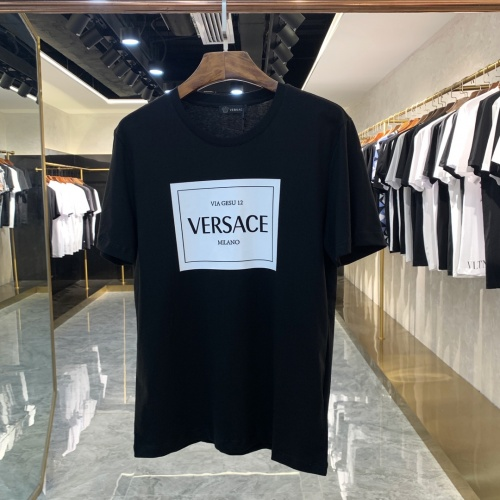 Versace T-Shirts Short Sleeved For Men #869744