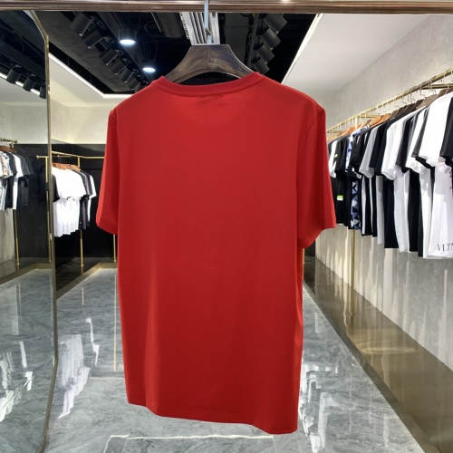 Replica Versace T-Shirts Short Sleeved For Men #869746 $41.00 USD for Wholesale