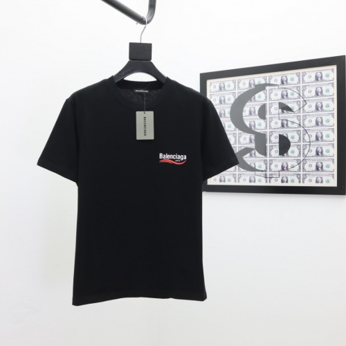 Balenciaga T-Shirts Short Sleeved For Men #869762