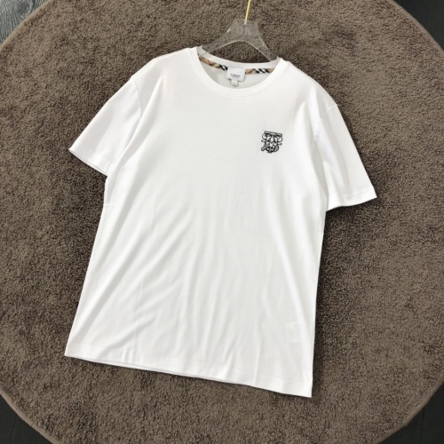 Burberry T-Shirts Short Sleeved For Men #869767