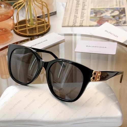 Balenciaga AAA Quality Sunglasses #869818