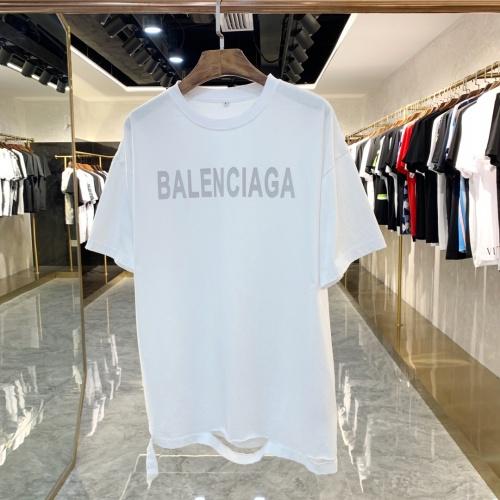 Balenciaga T-Shirts Short Sleeved For Men #869919