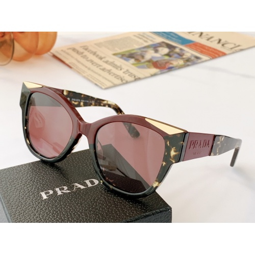 Prada AAA Quality Sunglasses #869957