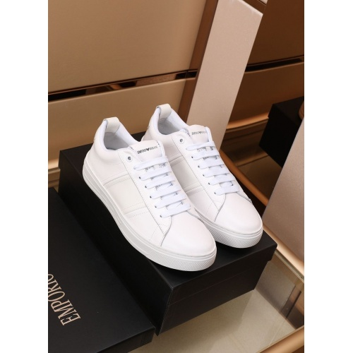 Armani Casual Shoes For Men #870109