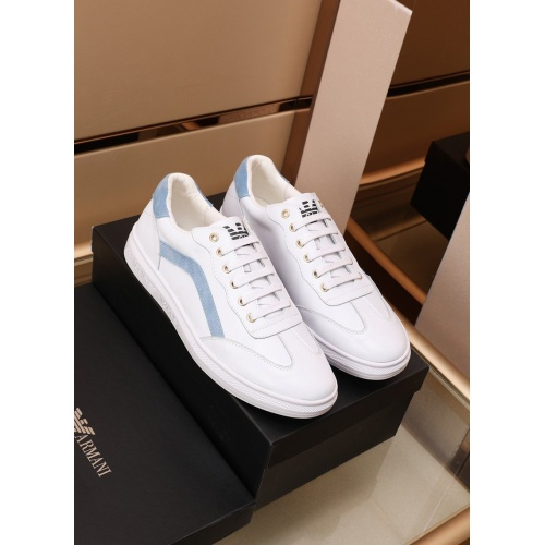 Armani Casual Shoes For Men #870117