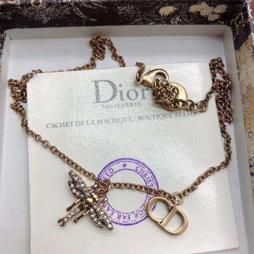 Christian Dior Necklace #870176 $29.00 USD, Wholesale Replica Christian Dior Necklace
