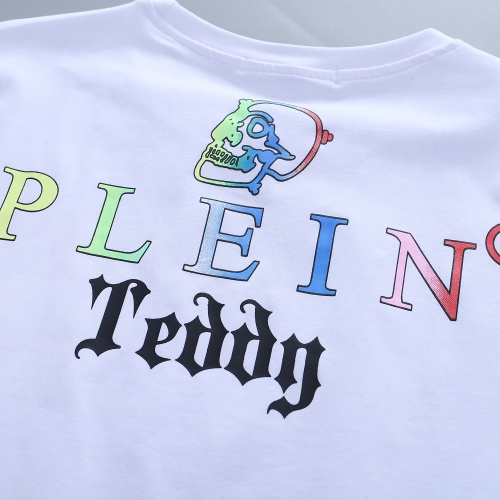 Replica Philipp Plein PP T-Shirts Short Sleeved For Men #870223 $27.00 USD for Wholesale