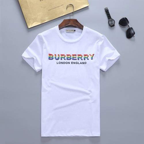 Burberry T-Shirts Short Sleeved For Men #870237
