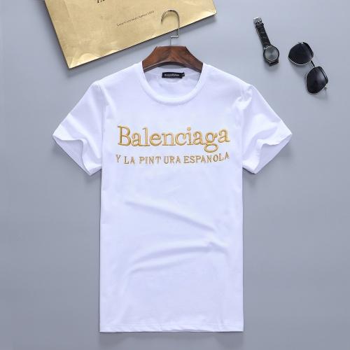 Balenciaga T-Shirts Short Sleeved For Men #870239