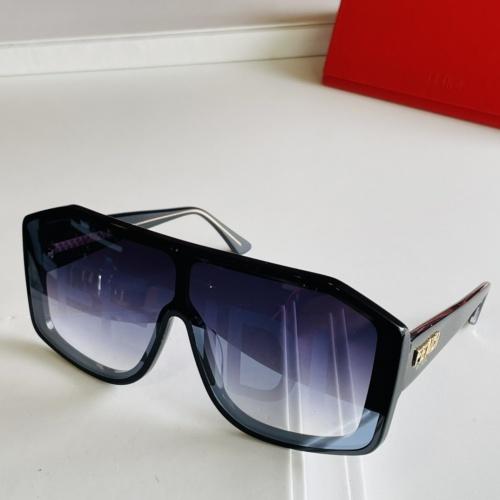 Fendi AAA Quality Sunglasses #870244