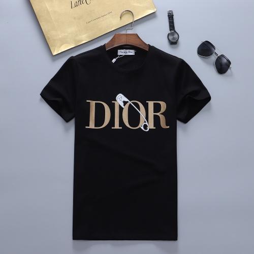 Christian Dior T-Shirts Short Sleeved For Men #870248