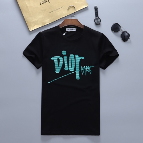 Christian Dior T-Shirts Short Sleeved For Men #870250