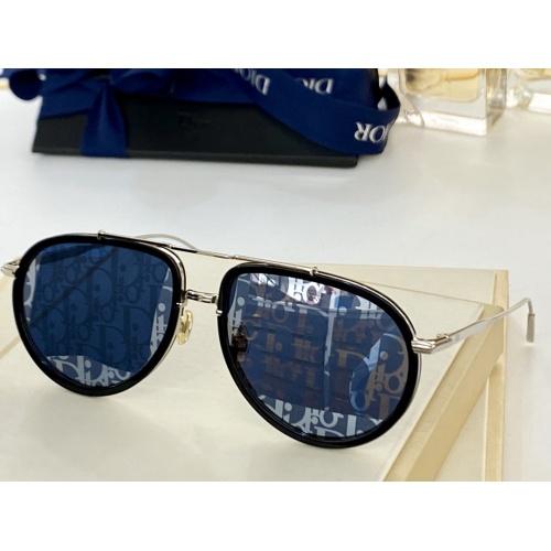 Christian Dior AAA Quality Sunglasses #870253
