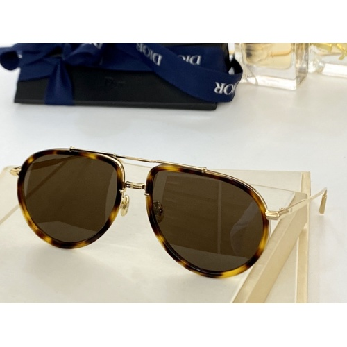 Christian Dior AAA Quality Sunglasses #870254