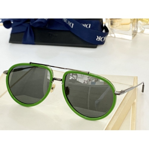 Christian Dior AAA Quality Sunglasses #870256
