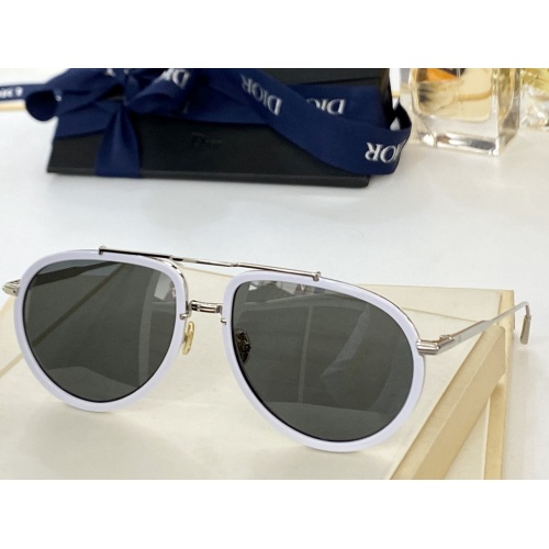 Christian Dior AAA Quality Sunglasses #870258