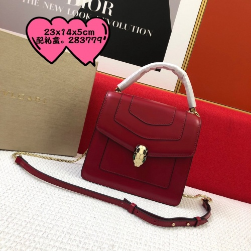 Bvlgari AAA Messenger Bags For Women #870272