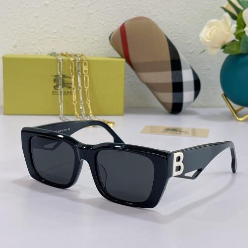 Burberry AAA Quality Sunglasses #870279