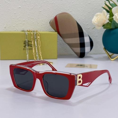 Burberry AAA Quality Sunglasses #870283