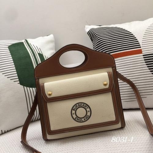 Burberry AAA Messenger Bags For Women #870289