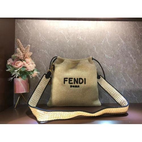 Fendi AAA Quality Messenger Bags For Women #870309
