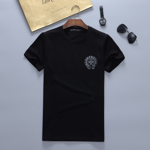 Chrome Hearts T-Shrits Short Sleeved For Men #870332