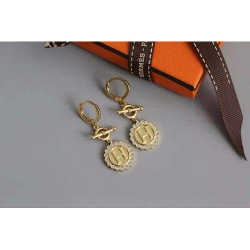Hermes Earrings #870333