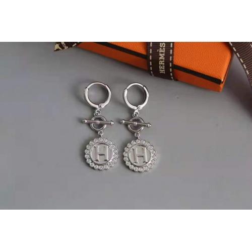 Hermes Earrings #870334