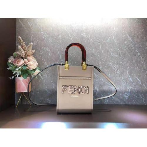 Fendi AAA Quality Handbags For Women #870336