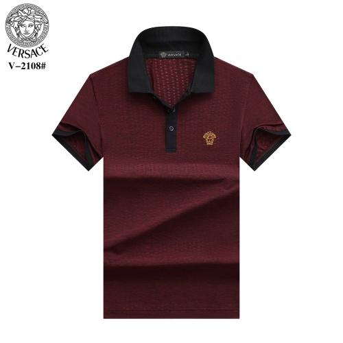 Versace T-Shirts Short Sleeved For Men #870377