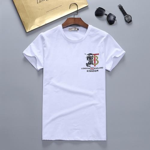 Burberry T-Shirts Short Sleeved For Men #870402