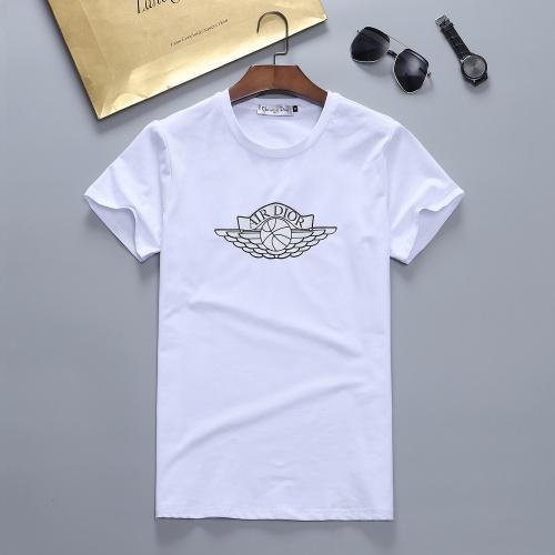 Christian Dior T-Shirts Short Sleeved For Men #870404